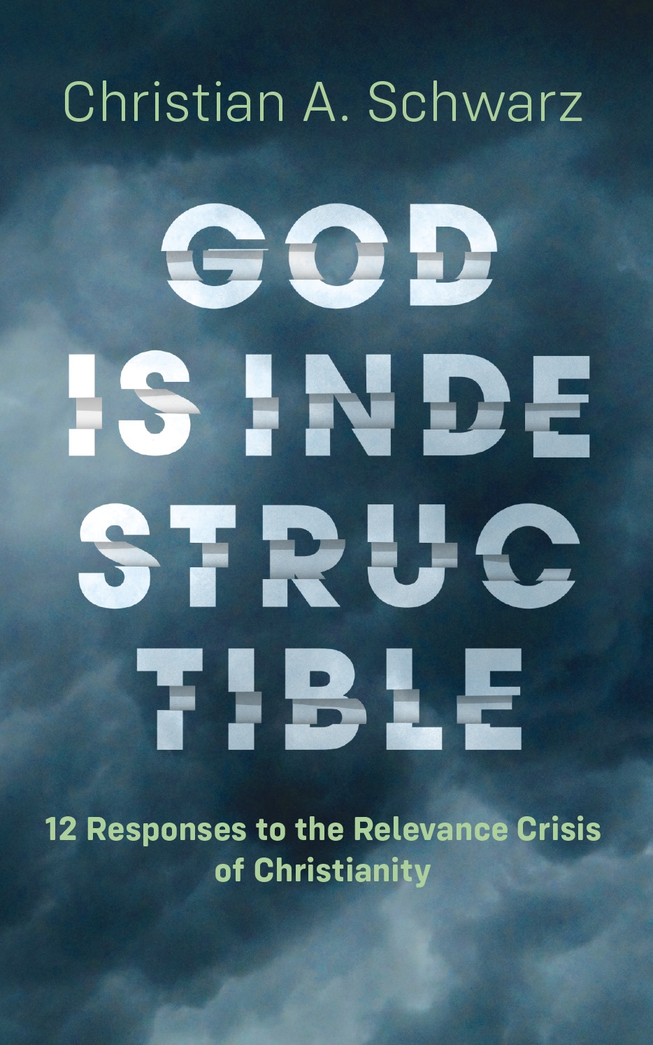 God is Indestructible book cover